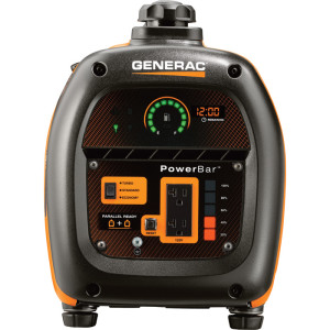 front view of generac IQ