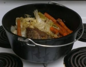 Dutch Oven Food