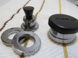 Presto Pressure Canner Regulator Weights