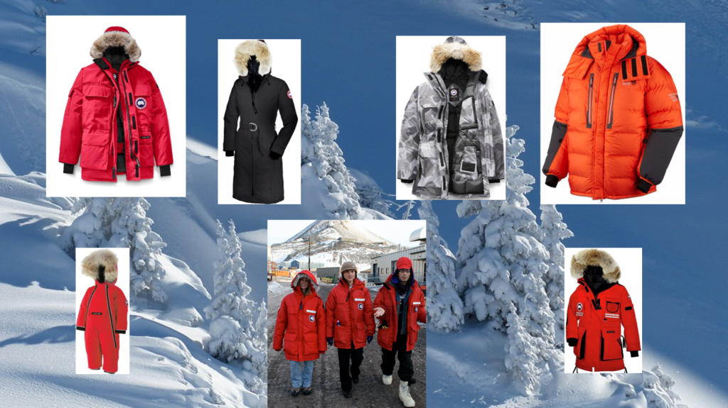 The Top Parkas Picture