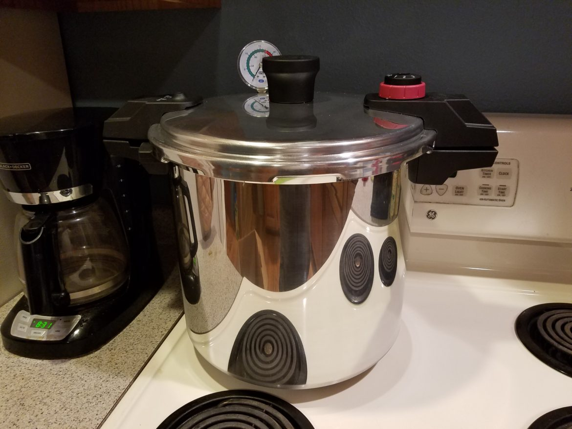 T Fal 22 Quart Polished Pressure Canner And Cooker A Preppers Review